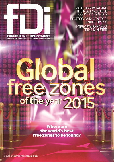 "Zona Franca Santander winner of ""best free zone of South America""  by the FDI-Financial Times."